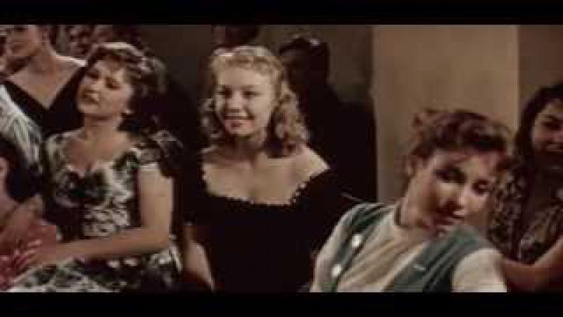 Девичья весна (1960) хф