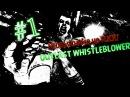 Необъяснимо, но FUCK! Outlast Whistleblower - ПРОЛОГ, ЖЕСТЬ, ЭРОТИКА 21+