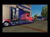ETS2 Optimus Prime TF 4 FINAL