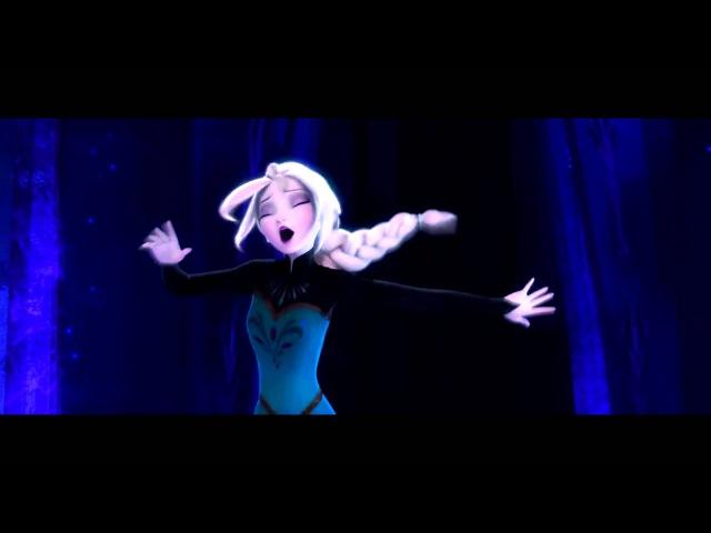 ROAR (Frozen/Tangled) [Elsa/Rapunzel] Music Video - HD