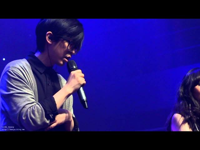 20111202_이이언(eAeon), 박소유_ Portishead - Roads_Cover @CJ AZIT
