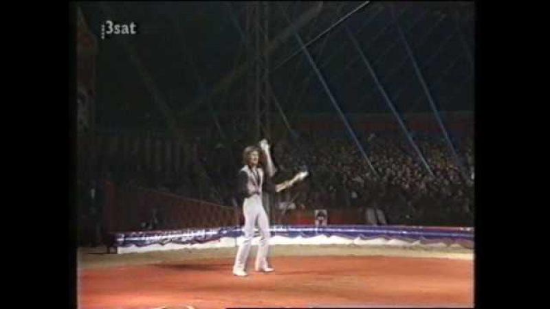 Sergey Ignatov - Circus festival Monte Carlo