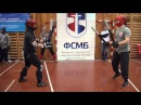 Russia Moscow Cup FSMB 2012 two swords 28 fight два меча Григорьев Босырев