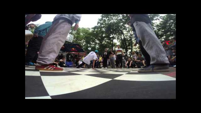 Kapon / Lini / Mirzo vs Slon / Alegson / Andrew Star vs Andew One | HOT FUNKY HEAT