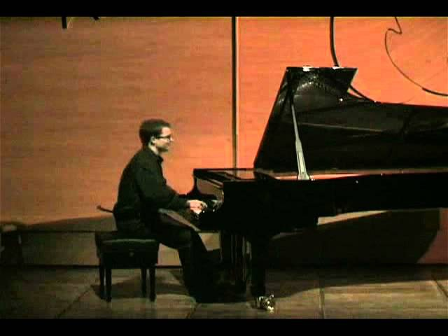 Chopin: Etude Op 10 No.12 (jazz version)