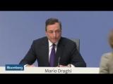 Zwischenfall bei EZB-Pressekonferenz - Demonstrantin st