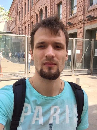 Антон Буков