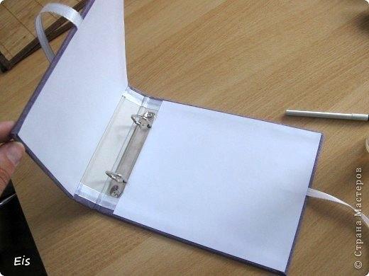 Как сделать папку регистратор своими руками