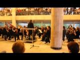симфонический оркестр в третьяковской галерее на крымском валу