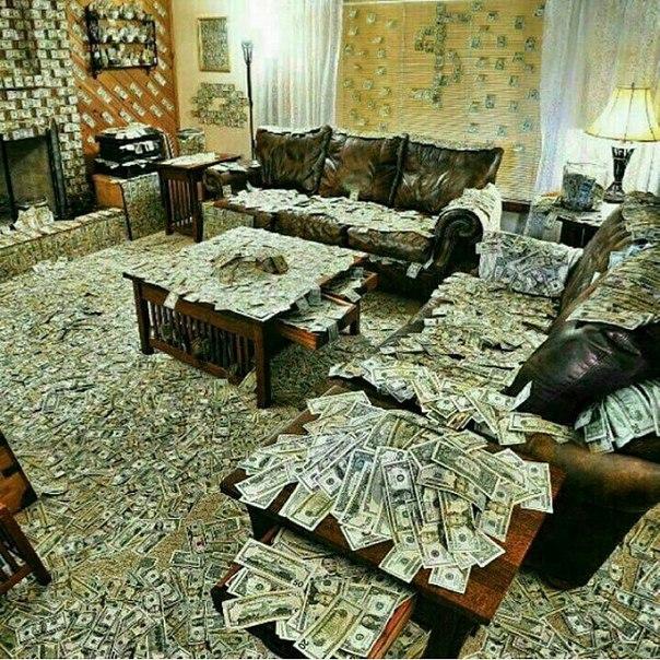 #Milion #Money #CashПрибираться не стоит.