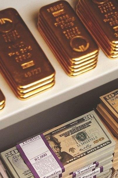 #Milion #Money #Cash #GoldСобирай слитки,а не мелочь в кармане.