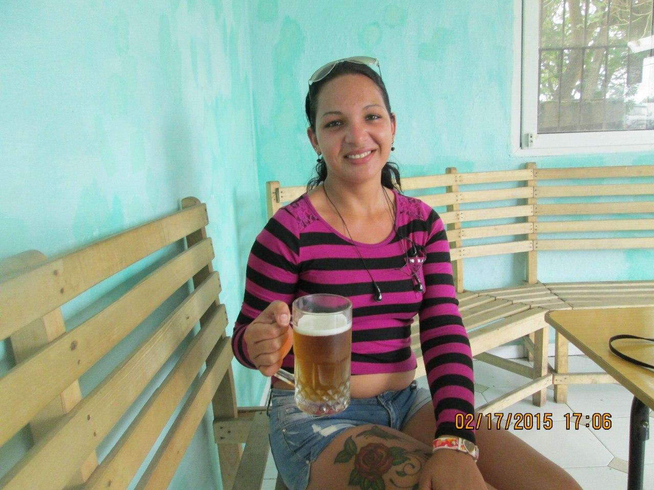 Про альтернативный алкоголь на Кубе