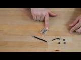 Polar Pen модульная, магнитная ручка трансформер. Инструкция к применению!