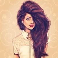 картинка девушка на аву