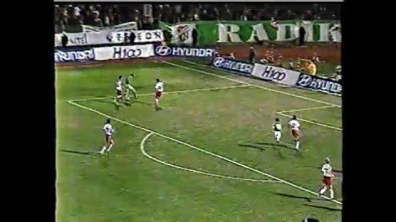 Türkiye 0-0 İrlanda (17.11.1999) [Euro 2000 - Playoff 2.Maç]