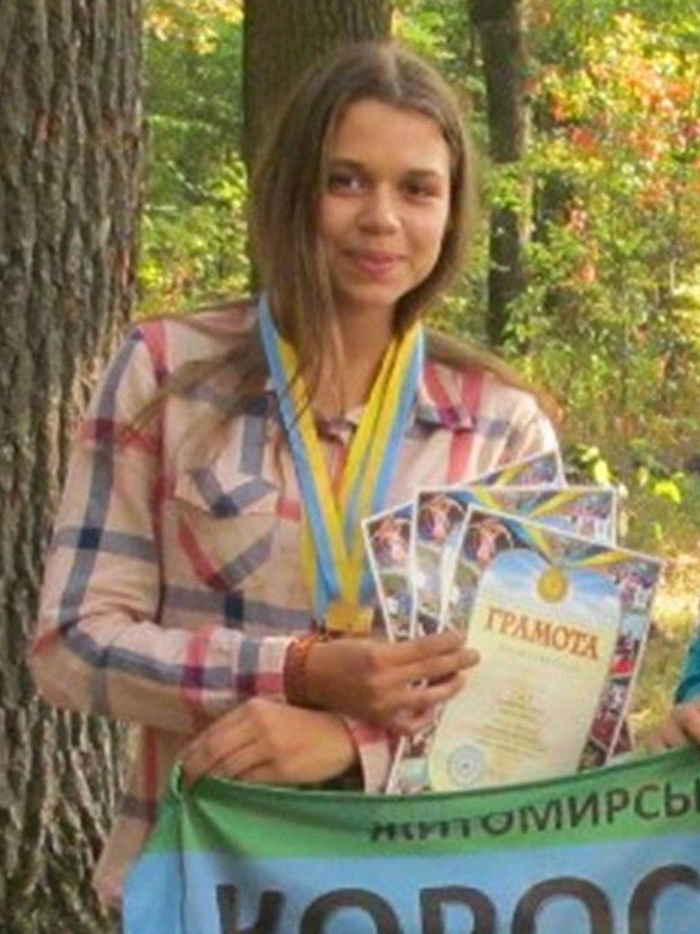 Русецька Вероніка