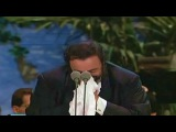 Luciano Pavarotti - Ave Maria  Los Angeles (1080pHD)