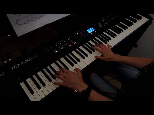 Nirvana - Smells Like Teen Spirit - piano cover [HD]