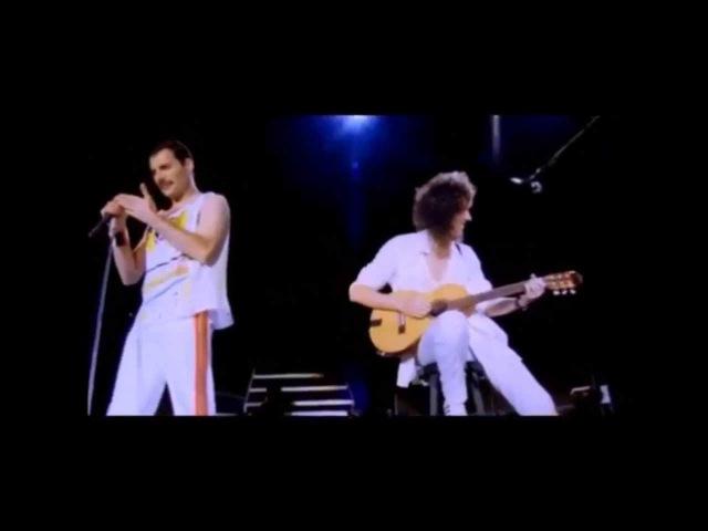 Queen - Tavaszi szél vizet áraszt (Hungarian song) - Live in Budapest 27 July 1986