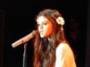 Selena Gomez covers Britney Spears Hit Me Baby One More Time @ Best Buy Theater NYC