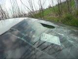 INSANE LOUD CAR AUDIO Ground Zero 6x 15 gznw15 ROTTURA VETRO FIAT PUNTO TERZA PARTE