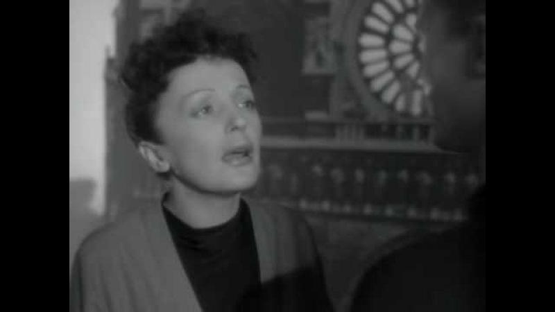 Edith Piaf Hymne à l'amour Paris chante toujours
