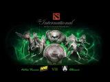 The International 3 Grand Final Na'Vi vs Alliance Game 3