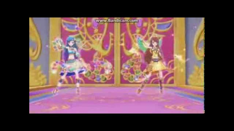 (HQ)Aikatsu SEASON 2 - Shibuki Ran Kazesawa Sora (episode 17)