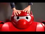 Мультфильм от Дисней Город героев 2014  Про надувного робота  Трейлер на русском языке