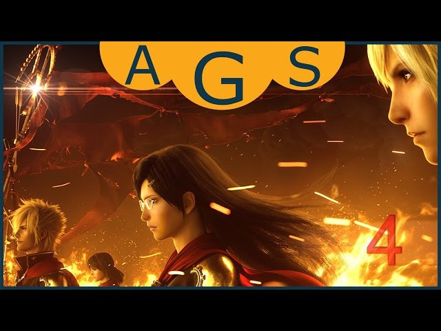 (Final Fantasy Type-0 HD PC) Gameplay Part 4 Takedown Togoreth Fortress Stronghold
