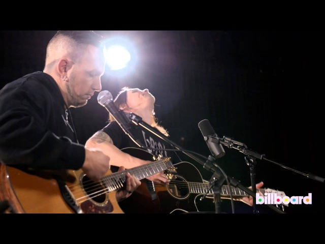 Myles Kennedy Mark Tremonti - Rise Today (Live at Billboard)