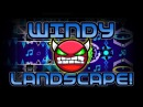 Geometry Dash Insane Demon Windy Landscape By WOOGI1411