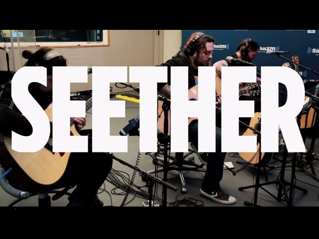 Seether Change In The House of Flies Deftones Cover Octane SiriusXM