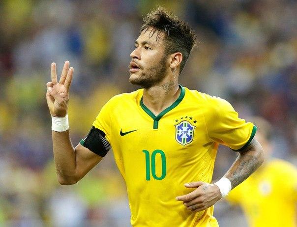 Дунга: Неймар останется капитаном сборной Бразилии