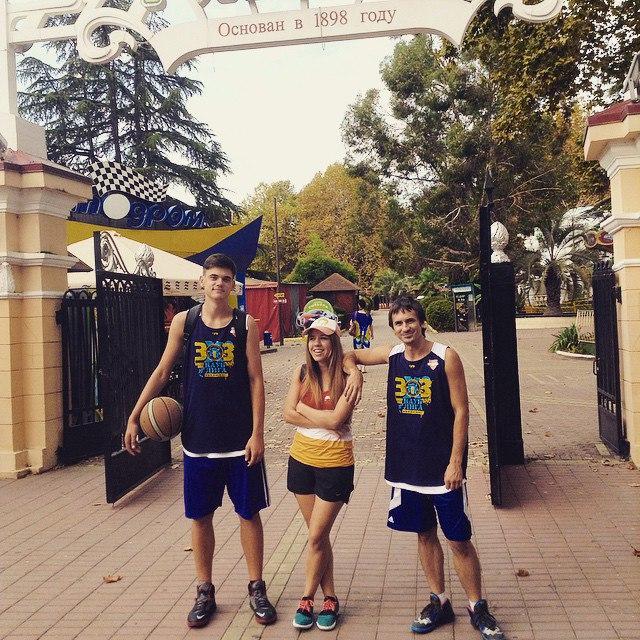 Шахтеры Краснодар стритбол