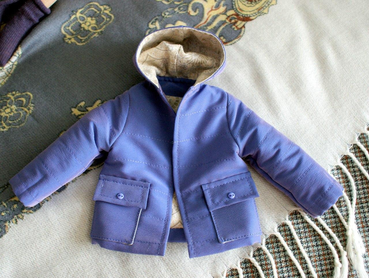 куртка тильда