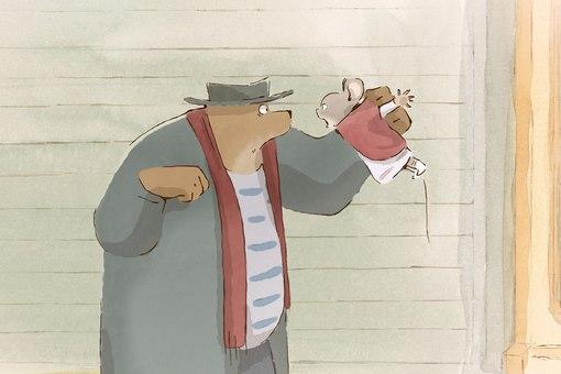 花都友奇緣/熊熊遇見小小鼠(Ernest & Celestine)07