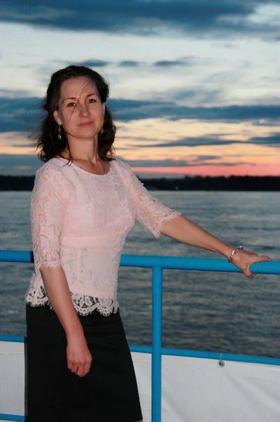 Лена Курникова
