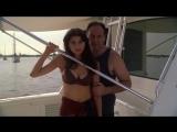 Клан Сопрано. Сама Козёл. У Тони конфликт с Русскими на яхте (1)