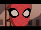 [HD] Грандиозный Человек-Паук | Новый Приключения Человека-Паука | The Spectacular Spider-Man, сезон 1 серия 5