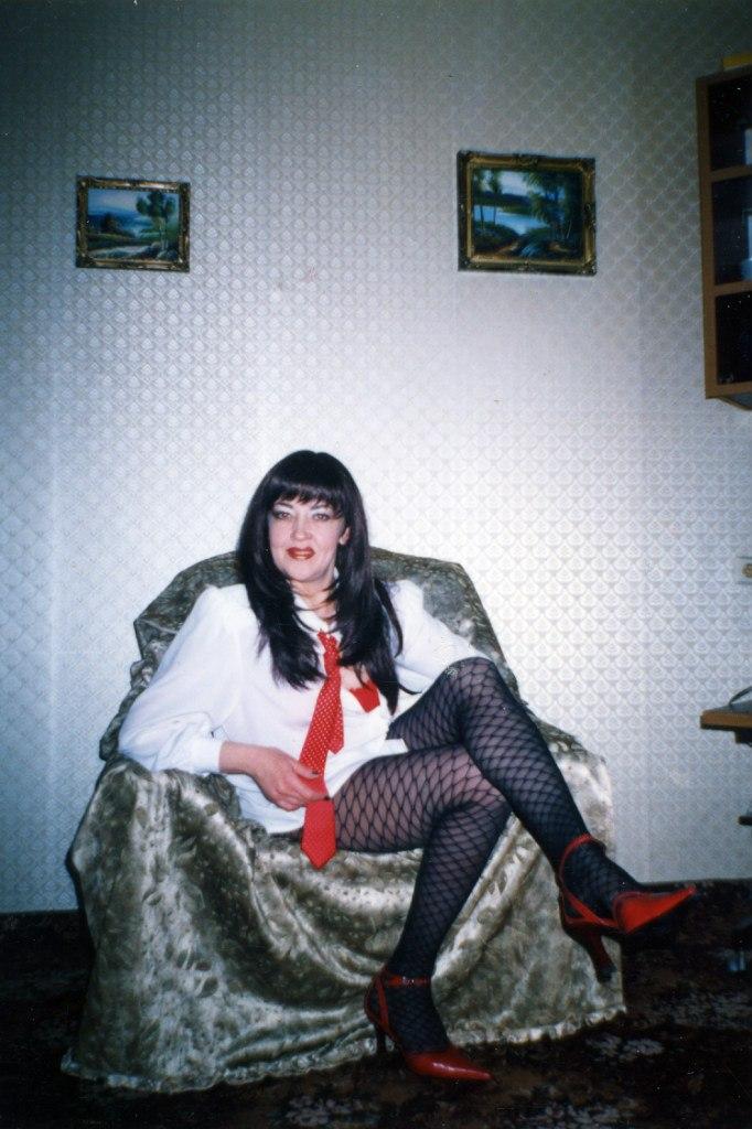 Няня Лариса Эдуардовна