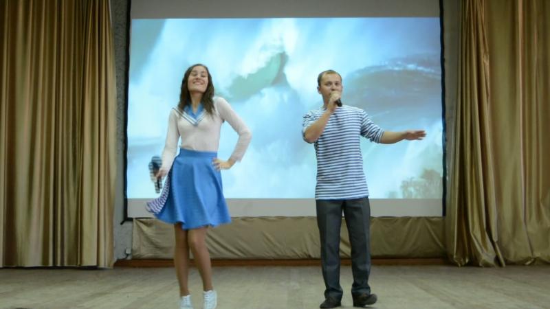 Т Липунова и П Маниковский У самого синего моря