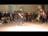 СИБ ПРО КАЧ 2015 - House Dance Final (TITO vs Гоген)