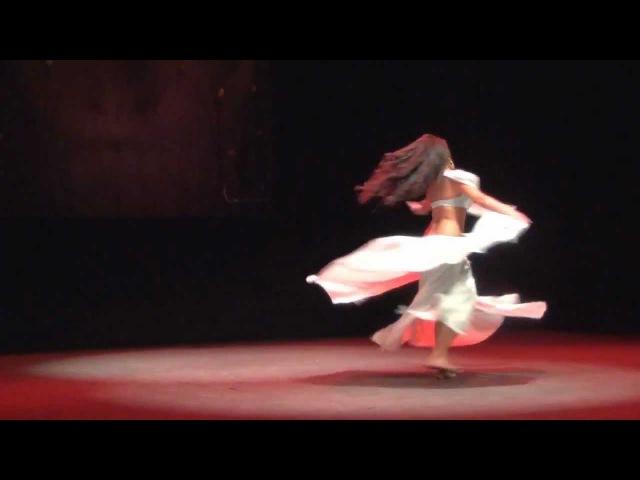 Acia Legras Danse Orientale MUWASHAHAT Espagne