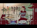 BLINK 182 - JOSIE DRUM COVER (DANIEL LOMAX)