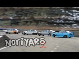 KE70 vs AE86 drifting at Nikko Circuit, UNCUT, SESSION TWO