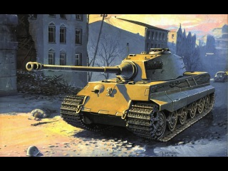 Medal of Honor Allied Assault Езда на танке  Королевский Тигр
