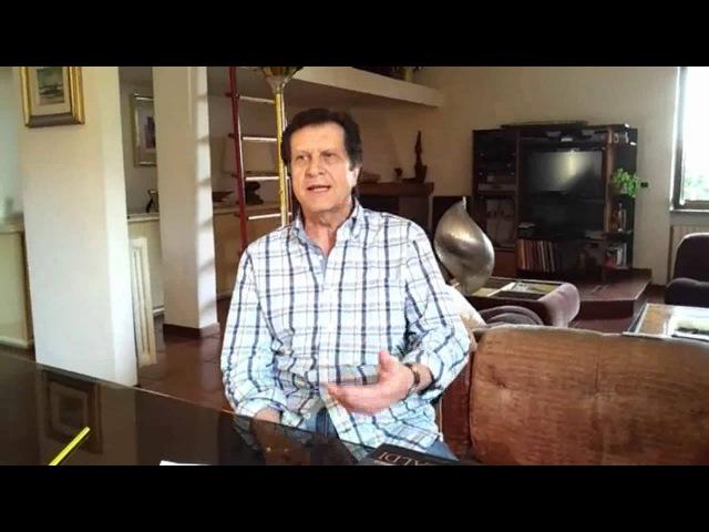 Intervista ad Armando Cesari biografo di Mario Lanza