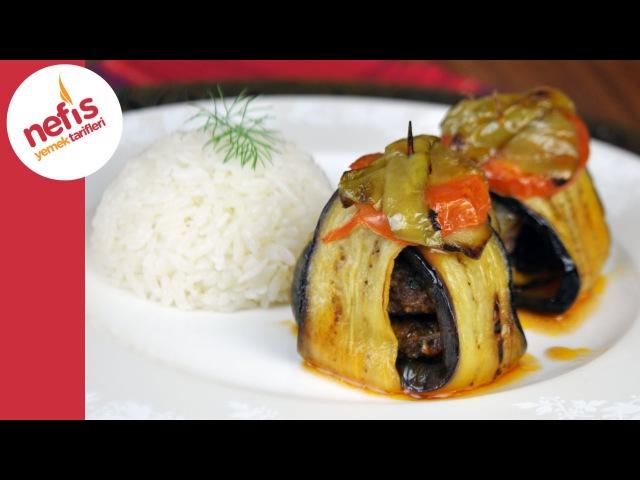 Köfteli İslim Kebabı Tarifi Kürdan Kebabı Nasıl Yapılır Nefis Yemek Tarifleri