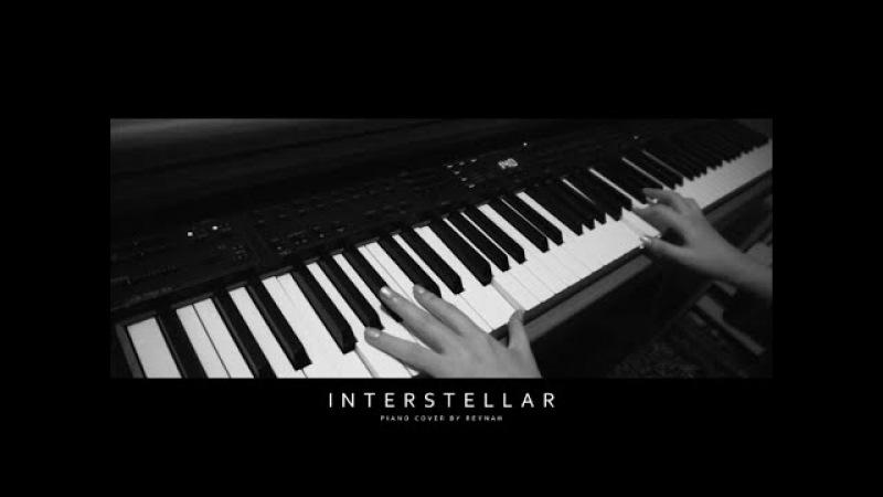 인터스텔라 Interstellar OST : First Step Piano cover 피아노 커버 - Hans Zimmer